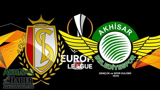 Standard Liege - Akhisarspor maçı hangi kanalda, saat kaçta? 1