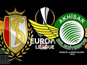 Standard Liege - Akhisarspor maçı hangi kanalda, saat kaçta?