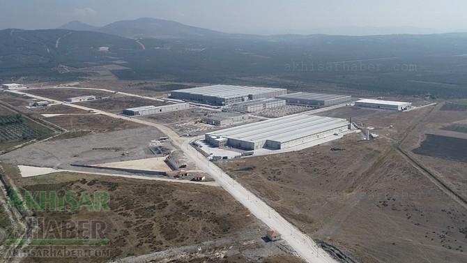 Akhisar Zeytin OSB giderek büyüyor! 10 işletmede Bin kişi çalışıyor 1