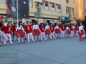 Misak-ı Milli İlkokulu, Ali Şefik Ortaokulunda Cumhuriyet Bayramı sevinc
