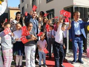 Akhisar Gülen Yüzler Özel Eğitim ve Rehabilitasyon Merkezi açılışından o