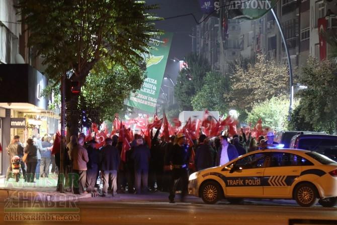 Cumhuriyet Bayramı 95.yıl fener alayı 1