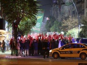 Cumhuriyet Bayramı 95.yıl fener alayı