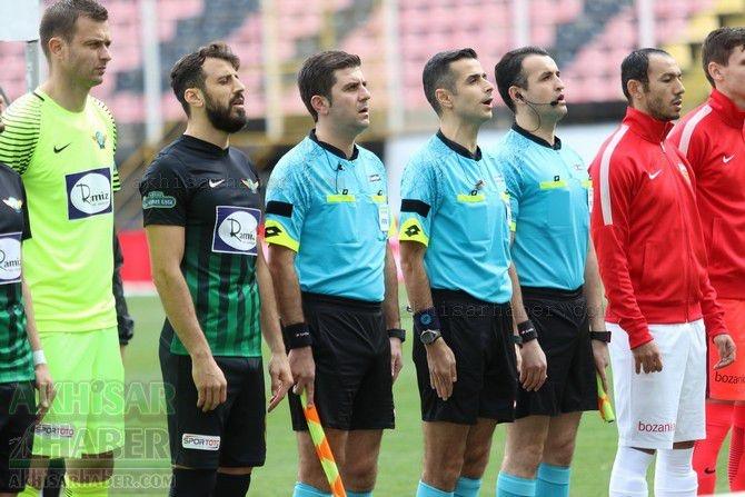 Akhisarspor, B.B. Erzurumspor maçının hakemi belli oldu 1