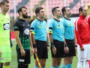 Akhisarspor, B.B. Erzurumspor maçının hakemi belli oldu