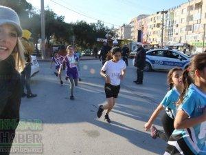 Akhisar'da 27 Aralık Atatürk Kır Koşusu başladı