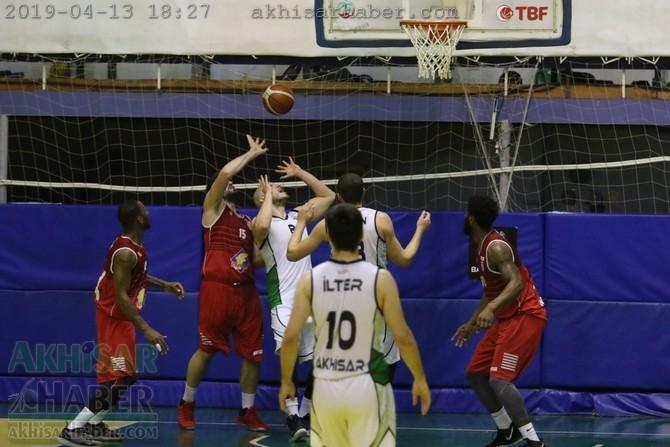 TBL Basketbol, Akhisar Belediyespor, Finalspor müsabakası fotoğraf galer 1