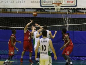 TBL Basketbol, Akhisar Belediyespor, Finalspor müsabakası fotoğraf galer