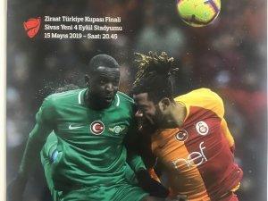 57. Ziraat Türkiye Kupasına özel hazırlanan FİNAL DERGİSİ