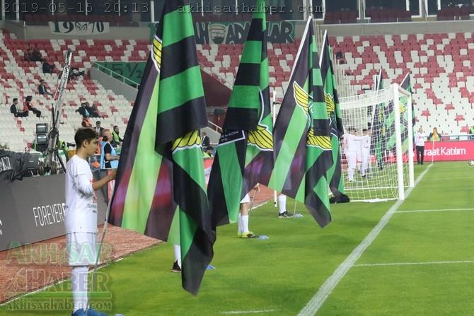 57. Ziraat Türkiye Kupası Final Maçı Akhisarspor Galatasaray maçı öncesi 1