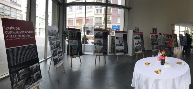 İzmir'de Cumhuriyet Dönemi Mimarlık Mirası sergisi Akhisar'da