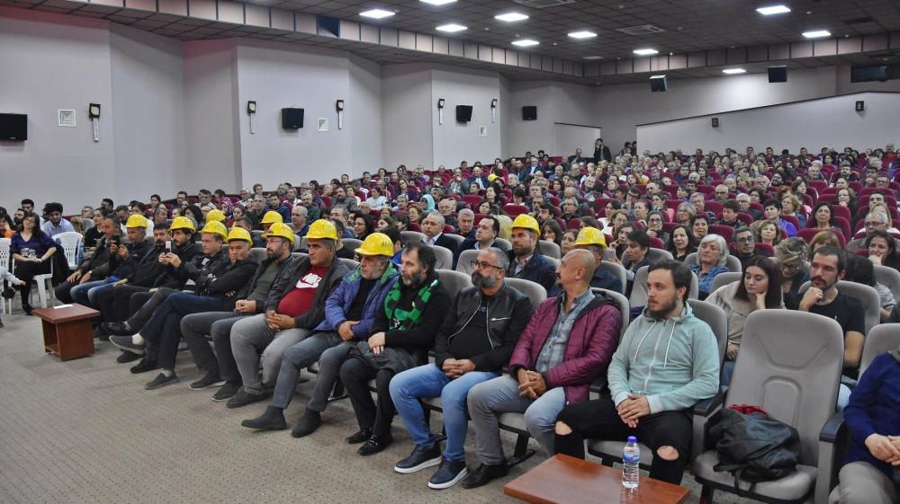 Akhisar Eğitim-Sen'den Tolga Çandar ve Grup Seyyah ve Ahura Ritm Gr 1