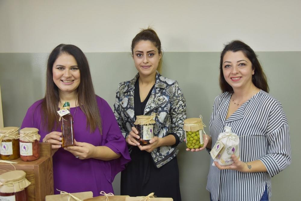 Akhisar Kadın Girişimi Üretim ve İşletme Kooperatifi üretime başladı 1