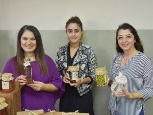 Akhisar Kadın Girişimi Üretim ve İşletme Kooperatifi üretime başladı