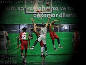 Akhisar Belediye Basket, Yalovaspor basketbol müsabakası