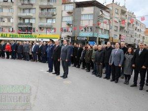 Atatürk'ün Akhisar'a gelişinin 97. yılı kutlama programı