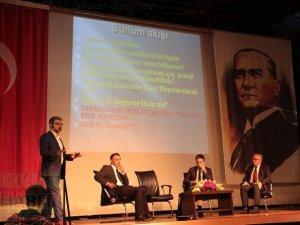 Prof. Dr. Hasan Sözbilir Akhisar depremi sunumu