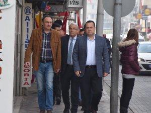 Manisa Büyükşehir Belediyesi Komisyonu, Akhisar'da