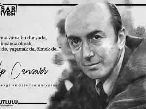Akhisar Belediyesi'nden şair Edip Cansever paylaşımı
