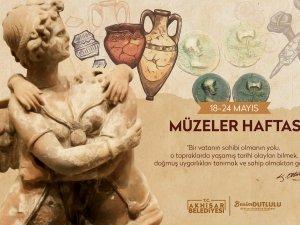 Akhisar Belediyesi müzeler haftasını kutladı