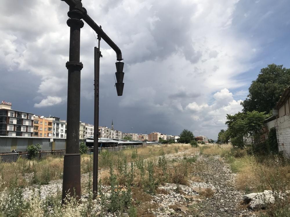 Modern şehir Akhisar'a bu görüntüler yakışmıyor 1
