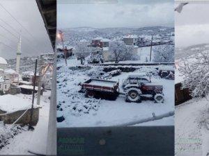2021 yılının ilk karı Akhisar'a düştü