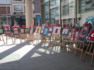Akhisar Belediyesi Mahalle Kreşi 23 Nisan özel sergisi