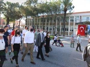 Akhisar Belediyesi'nden 19 Mayıs'ın 102.yılına özel kutlama