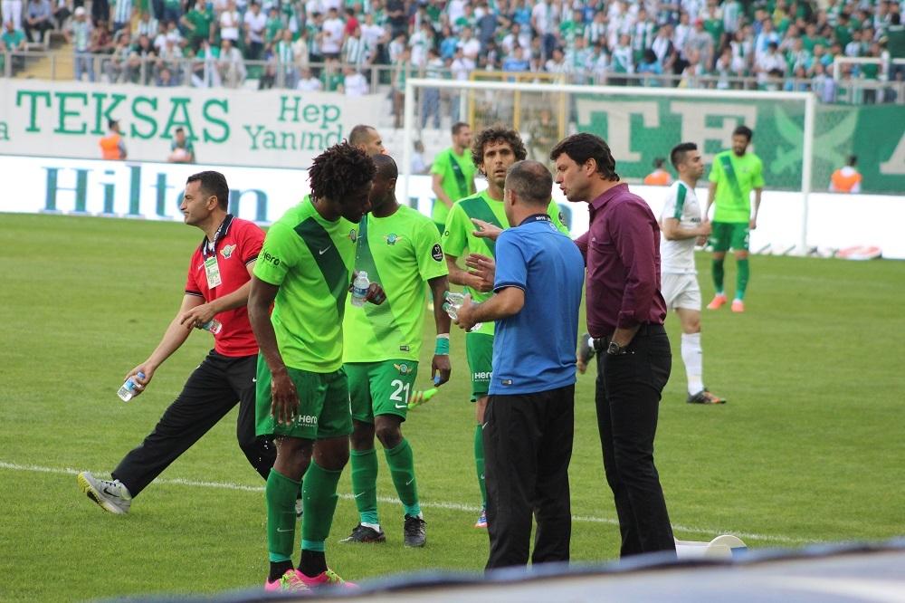 Bursaspor, Akhisarspor Maçı Hikayesi galerisi resim 13