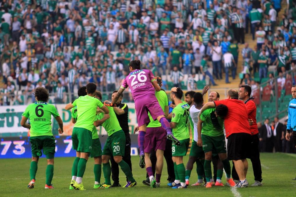 Bursaspor, Akhisarspor Maçı Hikayesi galerisi resim 15