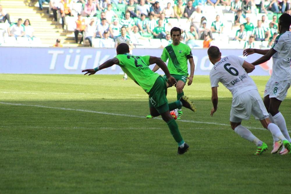 Bursaspor, Akhisarspor Maçı Hikayesi galerisi resim 16