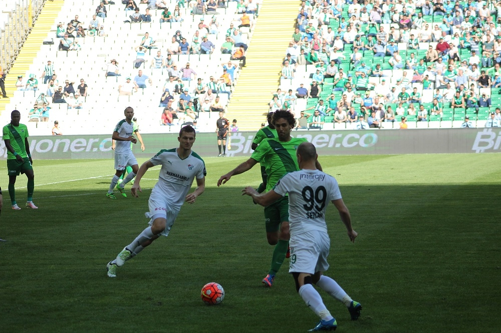 Bursaspor, Akhisarspor Maçı Hikayesi galerisi resim 19