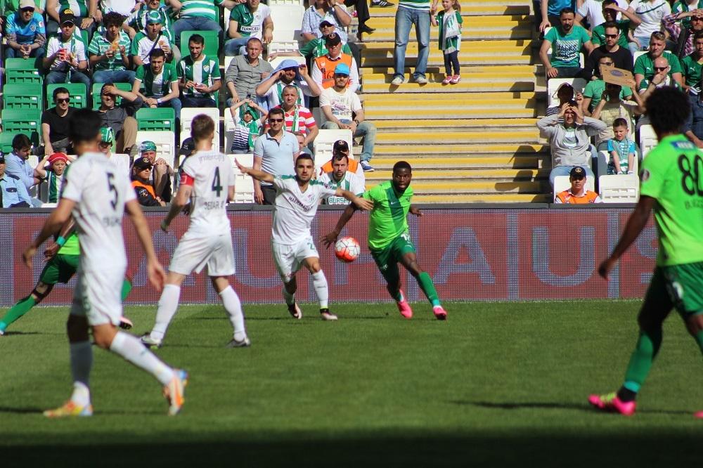 Bursaspor, Akhisarspor Maçı Hikayesi 20