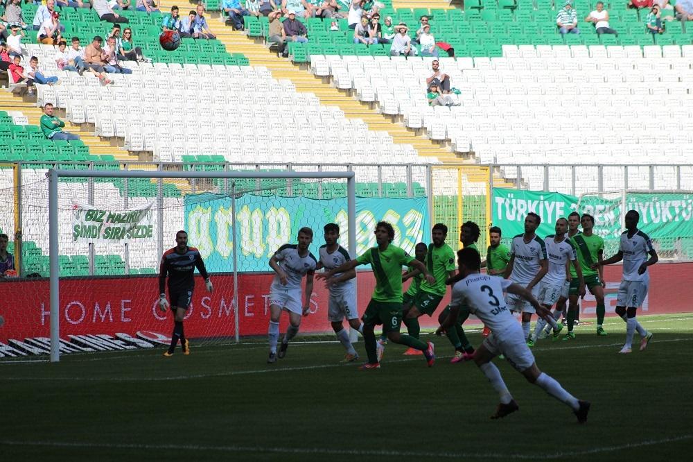 Bursaspor, Akhisarspor Maçı Hikayesi galerisi resim 22