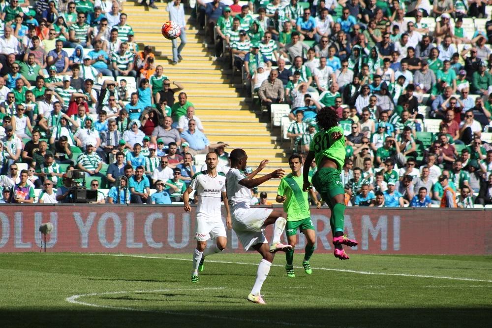 Bursaspor, Akhisarspor Maçı Hikayesi 24