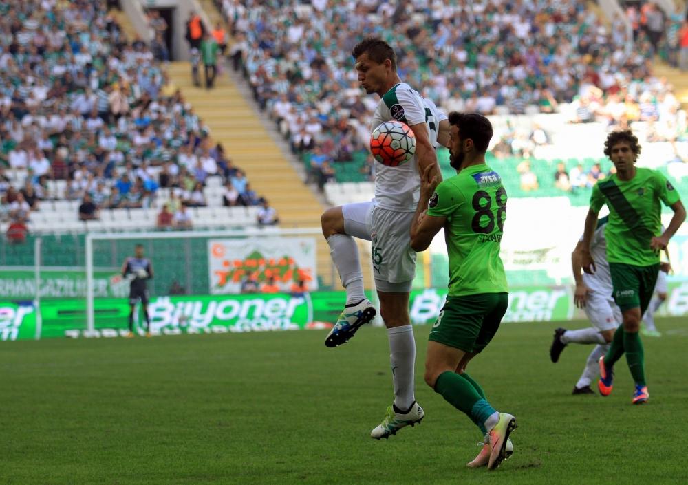 Bursaspor, Akhisarspor Maçı Hikayesi 27
