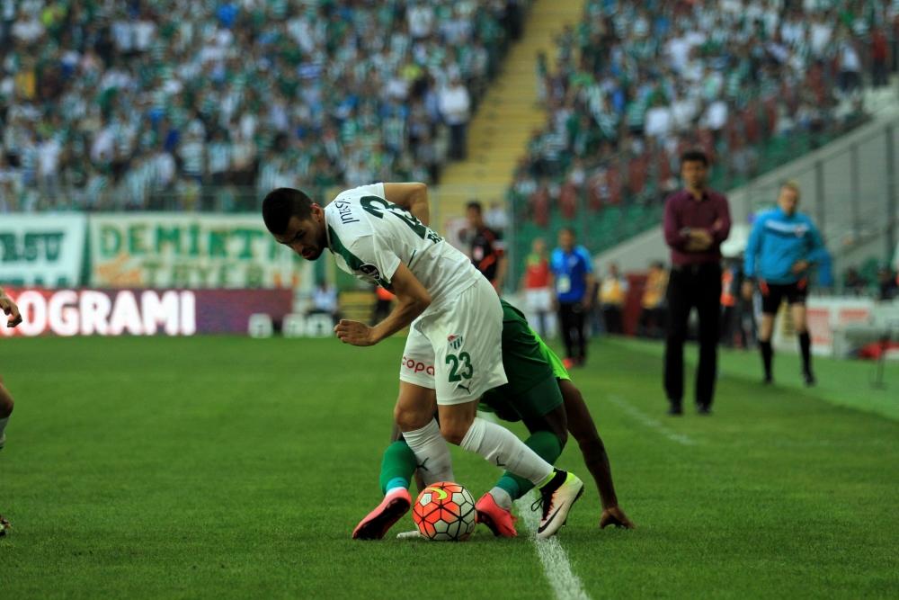 Bursaspor, Akhisarspor Maçı Hikayesi galerisi resim 28