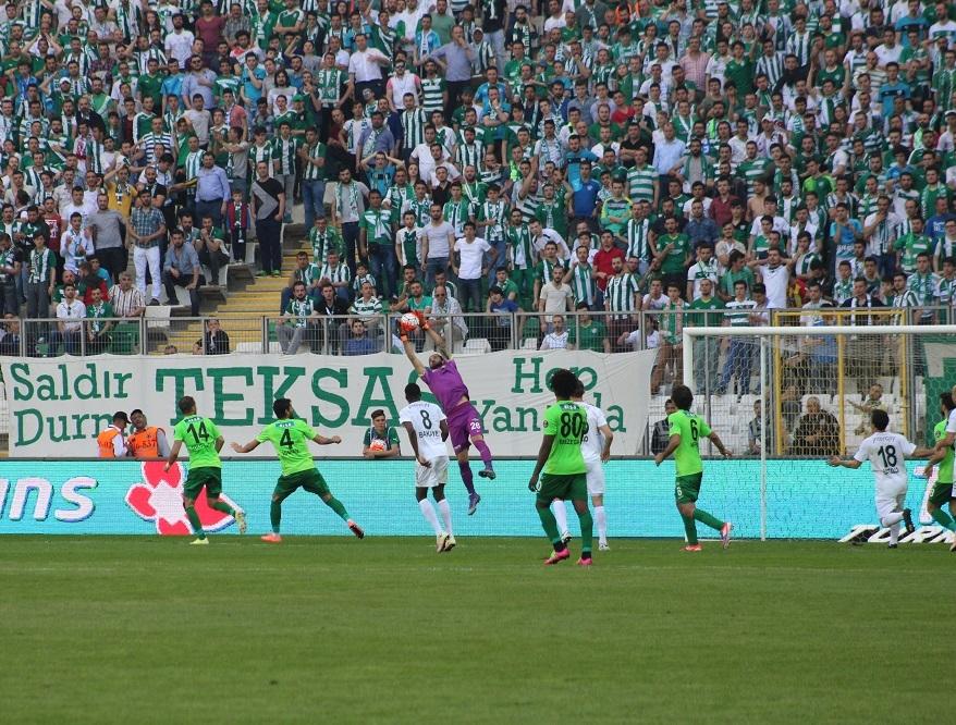 Bursaspor, Akhisarspor Maçı Hikayesi galerisi resim 9