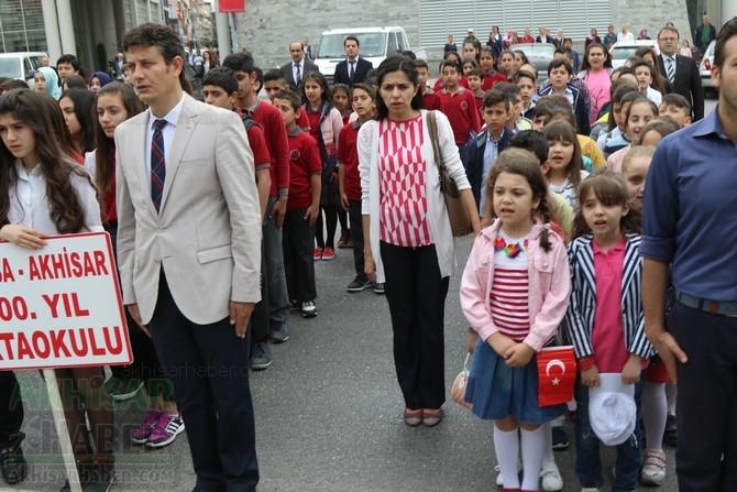 Akhisar'da 23 Nisan Çocuk Bayramı'nın 96.Yıl Kutlama Programı 10