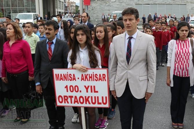 Akhisar'da 23 Nisan Çocuk Bayramı'nın 96.Yıl Kutlama Programı 11
