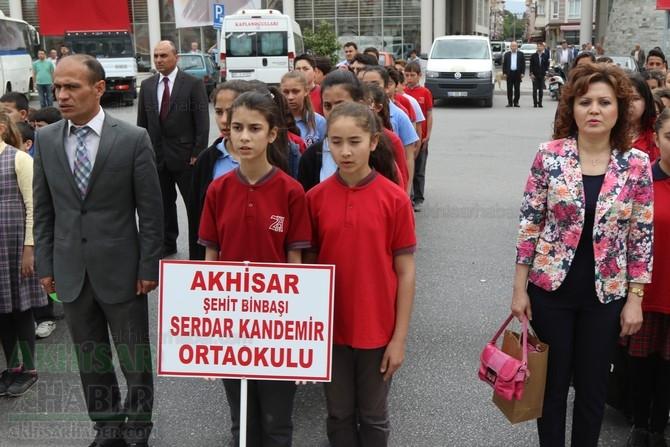 Akhisar'da 23 Nisan Çocuk Bayramı'nın 96.Yıl Kutlama Programı 13
