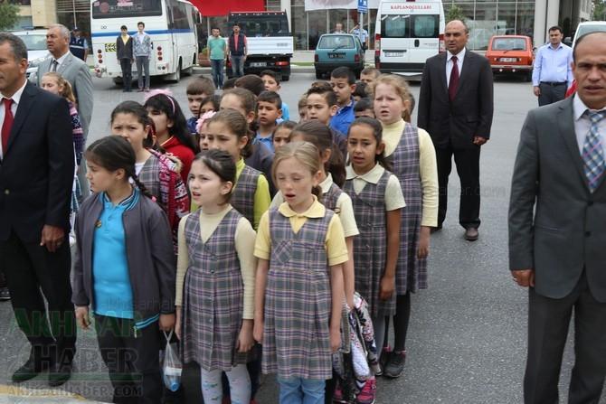 Akhisar'da 23 Nisan Çocuk Bayramı'nın 96.Yıl Kutlama Programı galerisi resim 14