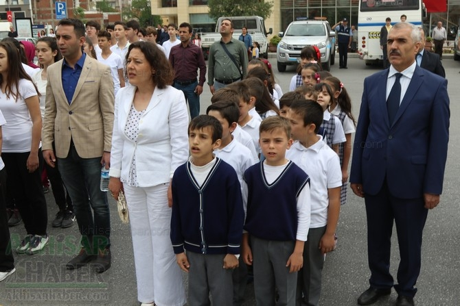 Akhisar'da 23 Nisan Çocuk Bayramı'nın 96.Yıl Kutlama Programı 17