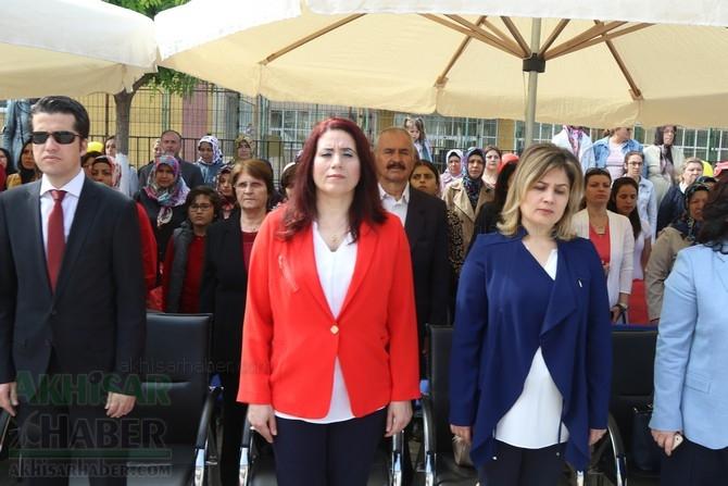 Akhisar'da 23 Nisan Çocuk Bayramı'nın 96.Yıl Kutlama Programı 23