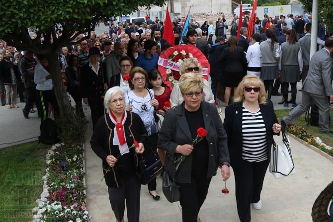 Akhisar'da 23 Nisan Çocuk Bayramı'nın 96.Yıl Kutlama Programı 26
