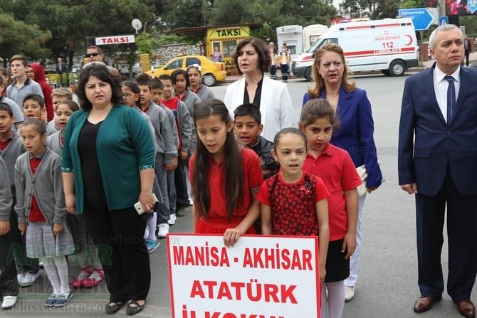 Akhisar'da 23 Nisan Çocuk Bayramı'nın 96.Yıl Kutlama Programı 3
