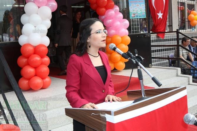 Akhisar'da 23 Nisan Çocuk Bayramı'nın 96.Yıl Kutlama Programı 33