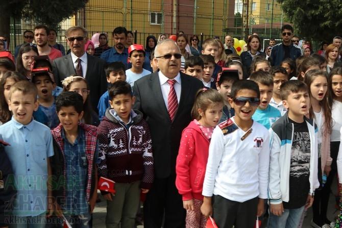 Akhisar'da 23 Nisan Çocuk Bayramı'nın 96.Yıl Kutlama Programı 41