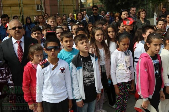Akhisar'da 23 Nisan Çocuk Bayramı'nın 96.Yıl Kutlama Programı 42