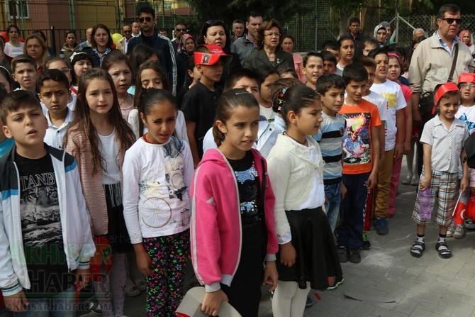 Akhisar'da 23 Nisan Çocuk Bayramı'nın 96.Yıl Kutlama Programı 43